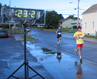 Banks Financial Group 5K Charity Run for Arthritis Society Joints-in-Motion Program Finish