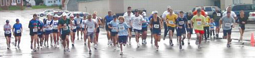 Banks Financial Group 5K Charity Run for Arthritis Society Joints-in-Motion Program Start
