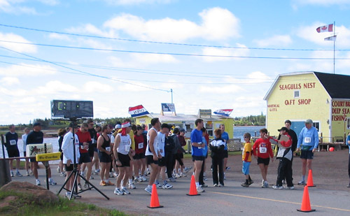 Outside Expeditions 10K Run